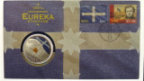 2004 Five Dollars Eureka Stockade Philatelic Numismatic Cover