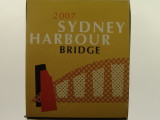2007 Sydney Harbour Bridge 1oz 999 Silver One Dollar Coin