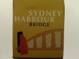 2007 Sydney Harbour Bridge 1oz 999 Silver One Dollar Coin