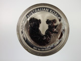 2011 1oz 999 Silver Australian Koala $1 Uncirculated Coin Roll of 20