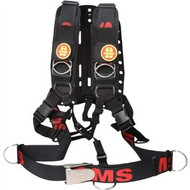 OMS Comfort Harness II Systems Fully Assembled