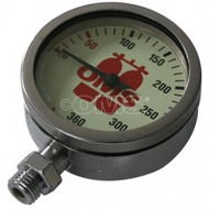 OMS Submersible Pressure Gauge SPG - 2 inch PSI or 52mm BAR