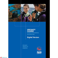 PADI Specialty Course Instructor Manual Multilingual Digital Version (E/DU/F/S/J/P)