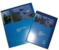 PADI Diver Propulsion Vehicle (DPV) Crew-Pak with DVD and Manual