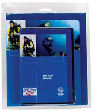 PADI Dry Suit Diver Crew-Pak with DVD and Manual