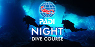 PADI Night Diver Crew-Pak with DVD and Manual