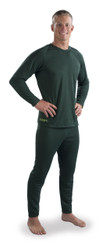 DUI Ecodivewear Base Layer Pullover - Mens