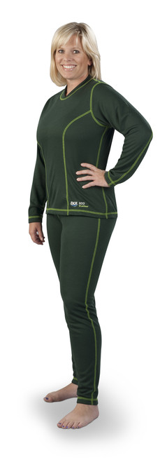DUI Ecodivewear Base Layer Pullover - Womens