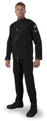 DUI CF200X Drysuit - Shown in Black