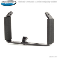 Backscatter GoPro Double Handle & Tray with Tripod Adapter