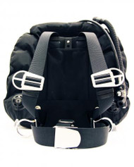 Poseidon Harness w/Backplate for Rebreather Wing