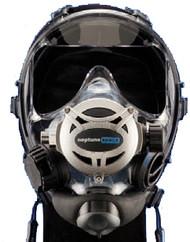 Ocean Reef Neptune Space Mask w/SDVL