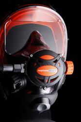 Ocean Reef Neptune Space Mask - Orange