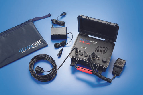 Ocean Reef M-105 Digital Dual Channel Transceiver