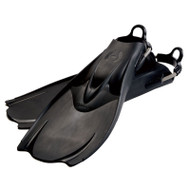 Hollis F1 Bat Fins - Black