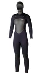 Xcel Surf Infiniti X2 5/4mm Fullsuit - Black
