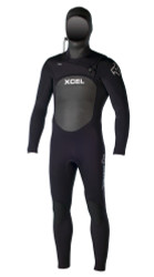 Xcel Surf Infiniti X2 Hooded 5/4mm Fullsuit - Youth