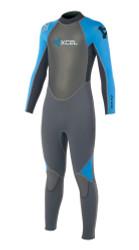 Xcel Surf GCS 3/2mm Fullsuit - Youth