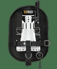 xDeep ZEOS Standard BCD Set w/SS Backplate DIR Style