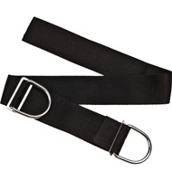 xDeep Crotch strap 1.2 m (including 2 D-rings + 2 tri gliders)