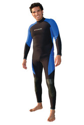 XS Scuba Pyro Stretch 3/2mm Full Suit