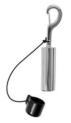 XS Scuba Rattle Stick with Clip