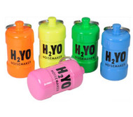 H2YO SCUBA Noisemaker: NEON yellow and Others