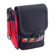 Dive Rite Bellows Vertical Velcro Pocket w/Daisy Chain