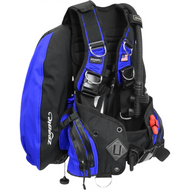 Zeagle Custom Blue Ranger Scuba Diving BCD