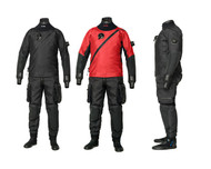 The New BARE X-Mission High Performance Rec/Tec Drysuit