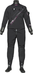 Bare Trilam Tech Dry Drysuit System - Womens