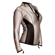 Chillproof Climate Control Long Sleeve  Womens by SharkSkin