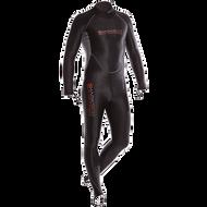 Chillproof Rear Zip Suit Mens by SharkSkin