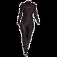 Chillproof Rear Zip Suit Womens  by SharkSkin
