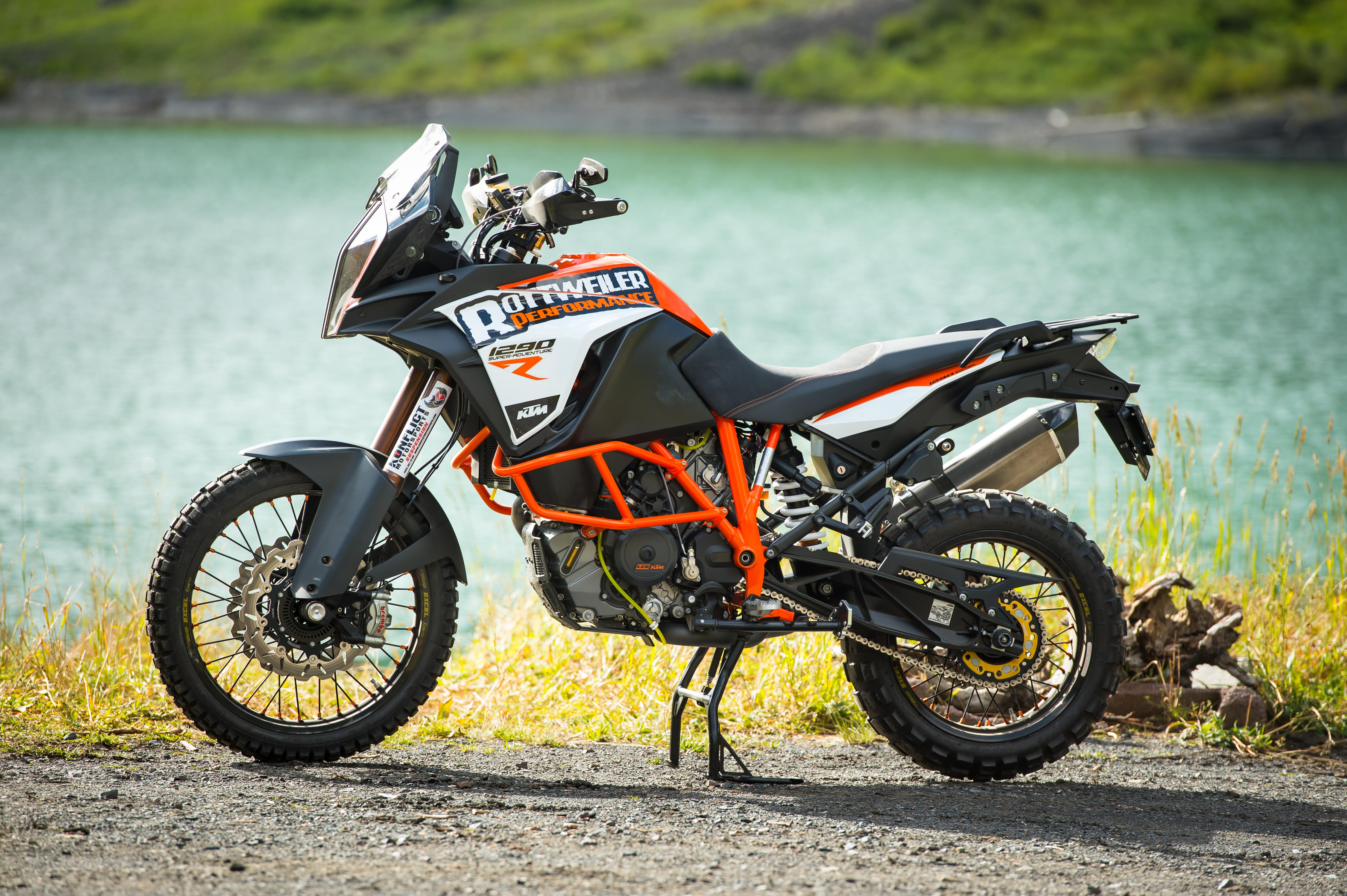 Beast Project The Ultimate 2017 1290 R Adventure Build