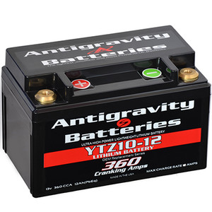 antigravity oem style battery ytz10-12 - rottweilerperformance