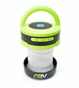 ADV Lantern fully opened.
