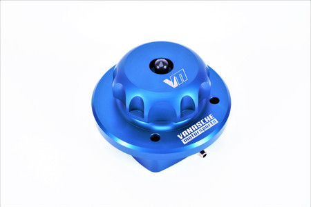 Top with cap on - BLUE