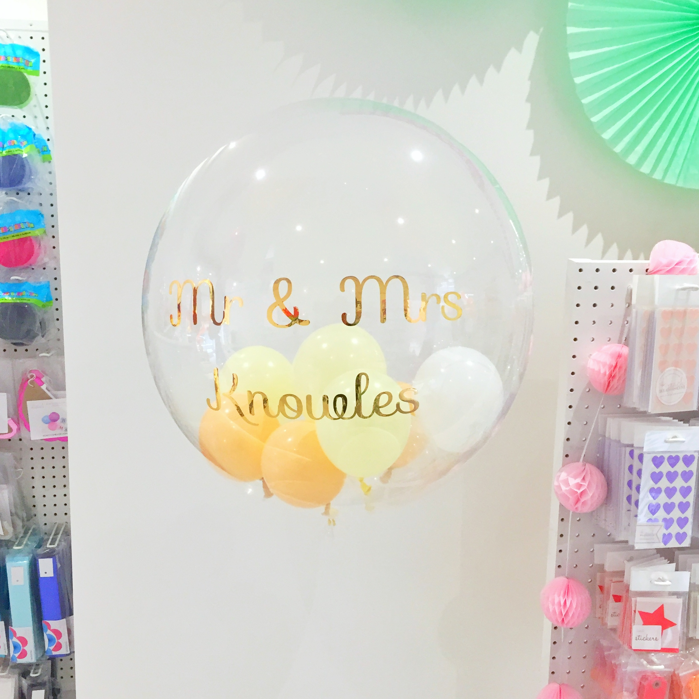 Where to order beautiful balloons