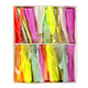Mini Neon Tassel Garland Decoration for birthday parties, hen dos and Christmas