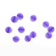 Mini Purple Honeycomb Ball Garland Decoration for Birthday Parties, Hen Dos, Baby Showers and Photo Booth Backdrops.