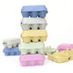 Paper Egg Boxes for cupcake displays, wedding dessert tables, fun easter egg hunt gift boxes and craft projects
