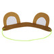 Teddy Bear Ears Hats for woodland forest parties, summer picnics, farm parties and fairy celebrations