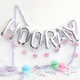Air Fill Letter Balloons for Parties, Weddings, Baby Showers and Hen Dos