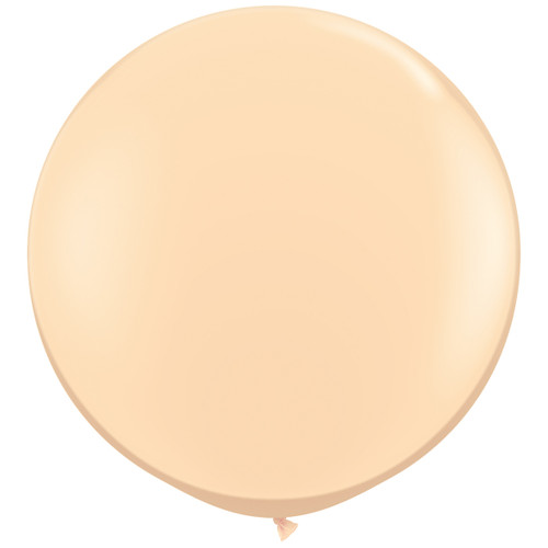 Big blush balloon party decoration for birthdays, weddings, photo booth backdrops, anniversaries, baby showers, hen parties.