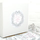 Personalised Christmas Wreath Gift Stickers