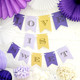 Personalised Love is Sweet Bunting Wedding Decoration