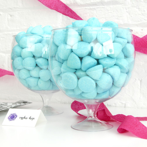 Tall Pedestal Sweets Jar Container for Wedding Dessert Tables and Birthday Party Displays