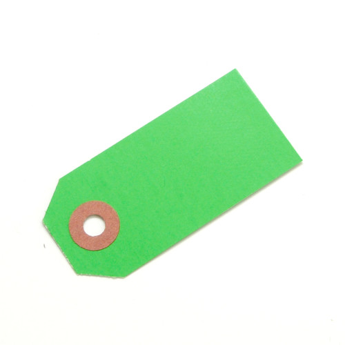 Green gift tags for wedding favours, place settings, birthday party gifts, present labels