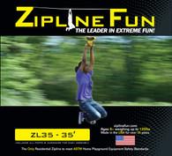 ZL35 (35' Zip Line)